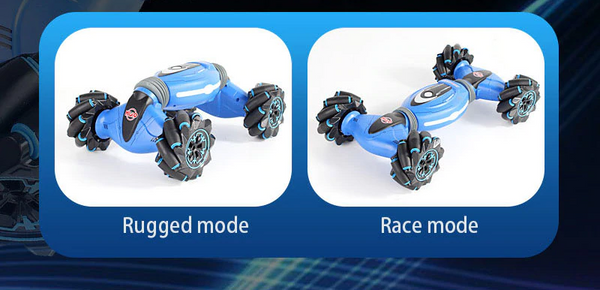 Double-Sided Stunt Car mode