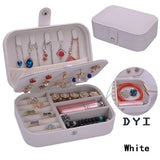 Multi-function Travel Jewelry Storage