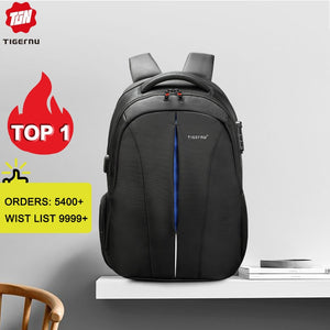 Travel Anti-Theft Backpack 3x1
