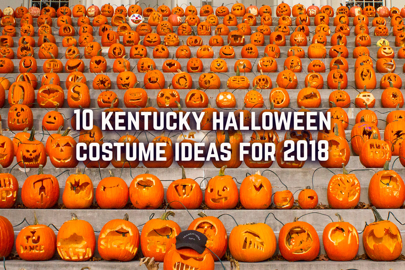 10 Kentucky Halloween Costume Ideas For 2018