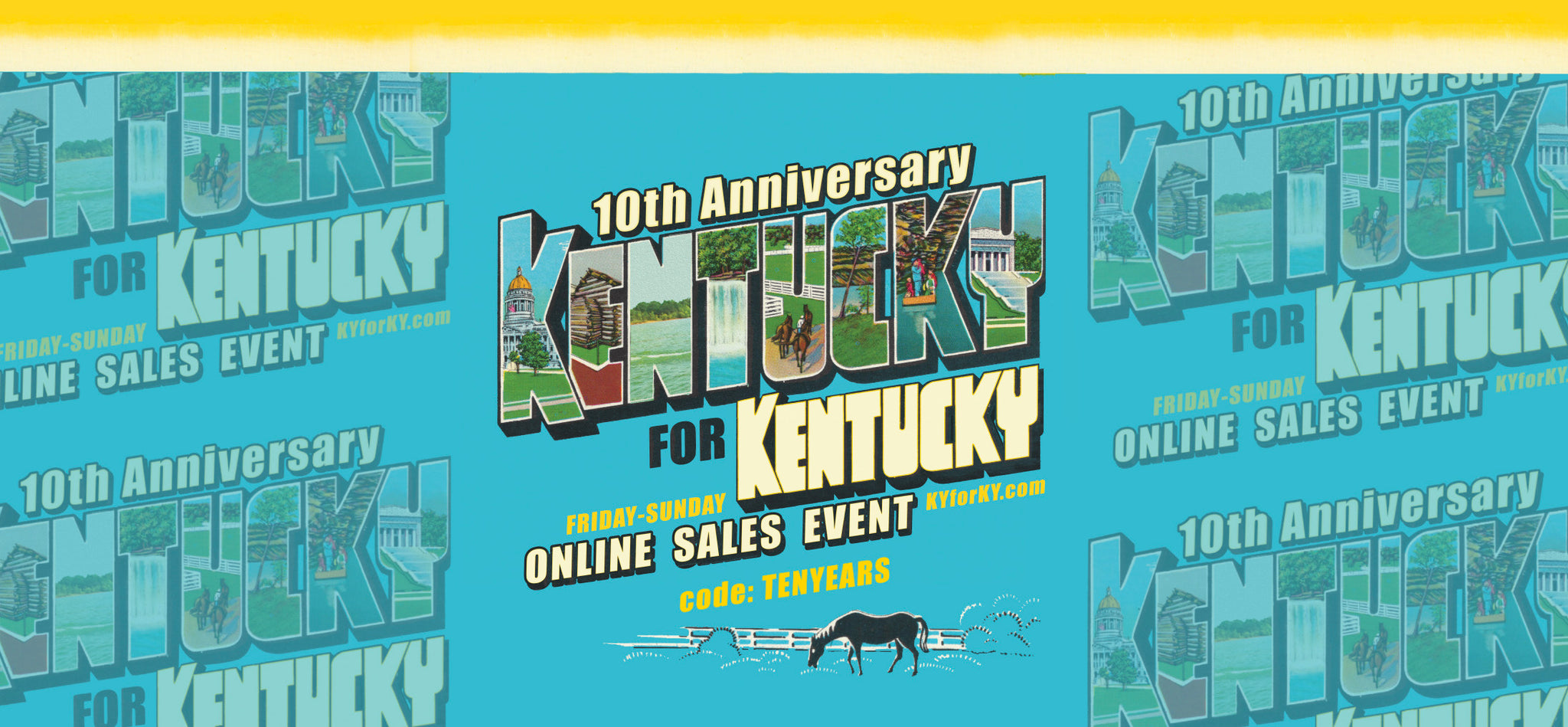 10TH ANNIVERSARY ONLINE SALES EVENT!!!