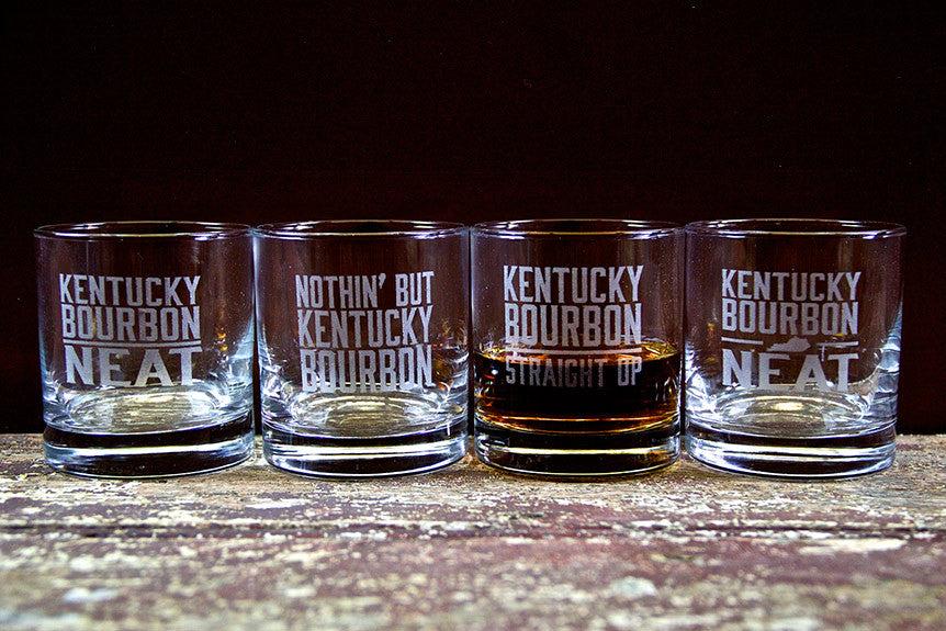Bourbon Glasses Back in New Styles!