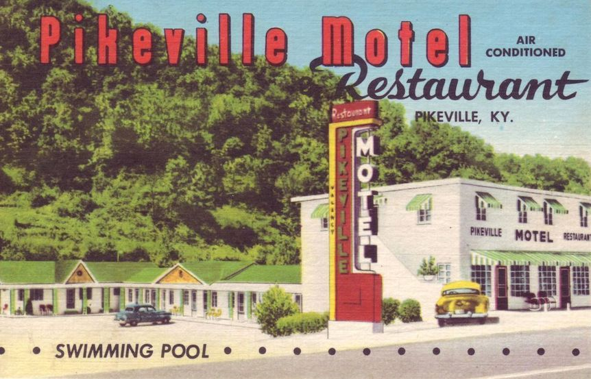 "Shhhhh! Kentucky is the home of the""No-Tell Motel"""