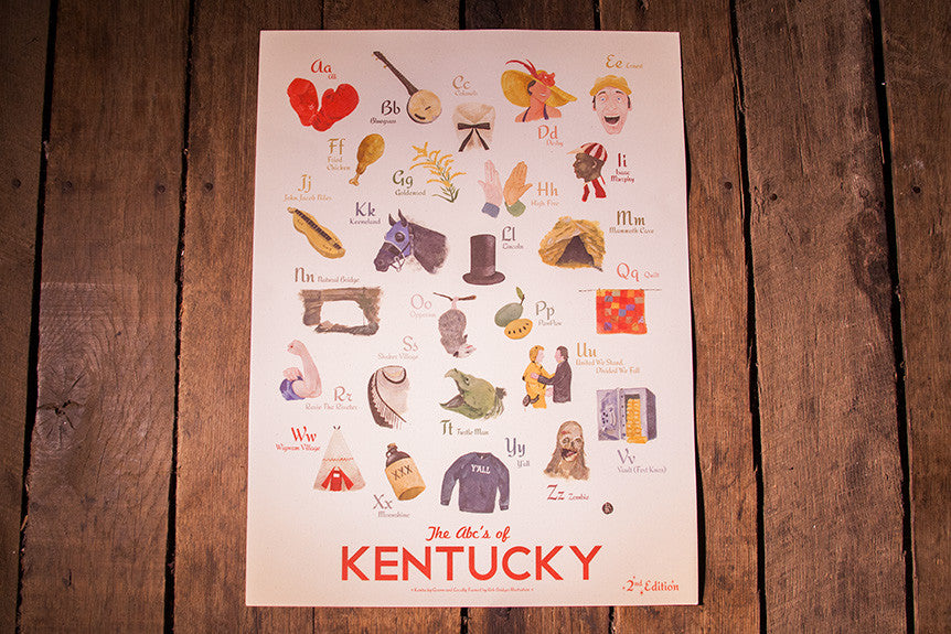 The ABCs of Kentucky: 2nd Edition