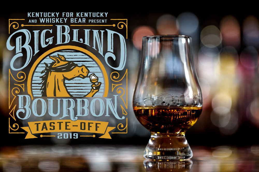 The 2019 Big Blind Bourbon Taste-Off!