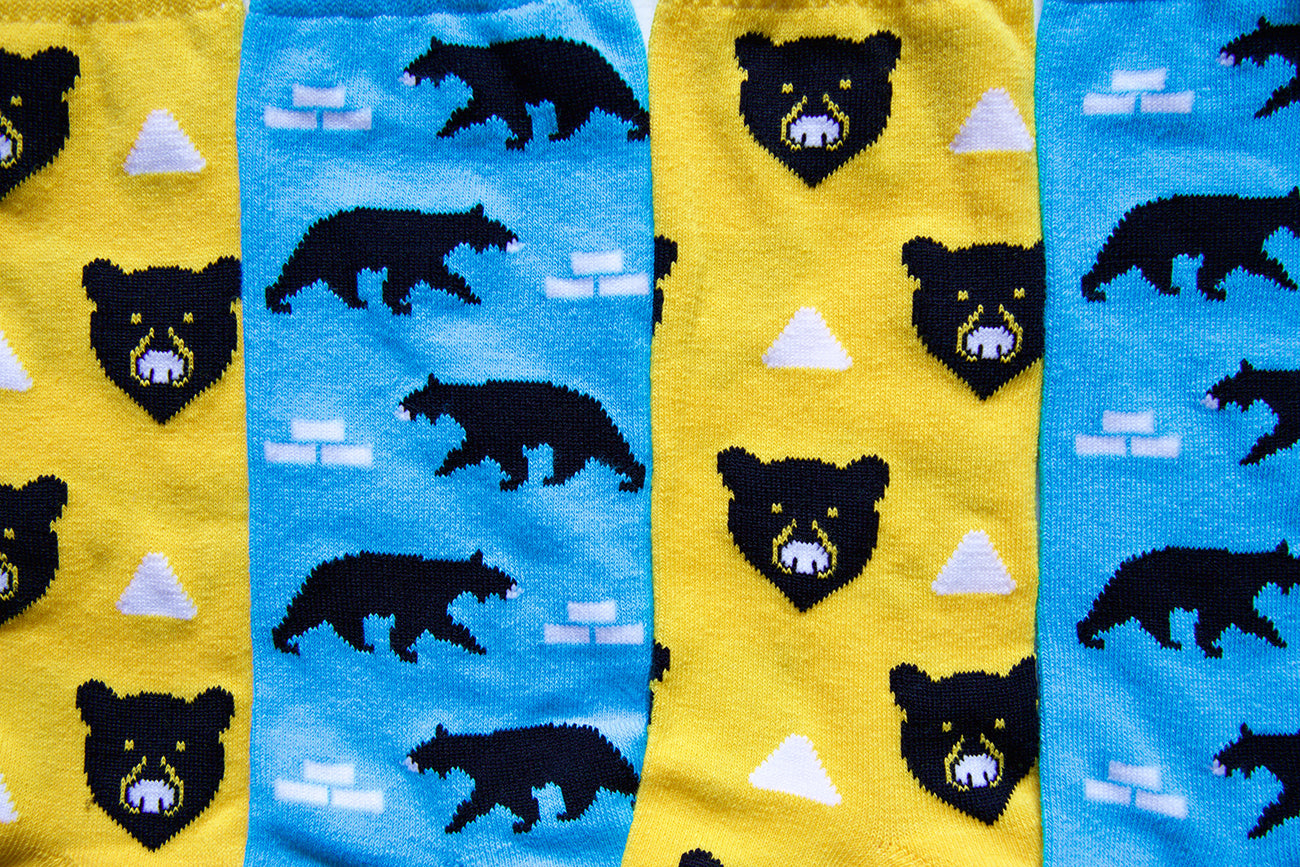 Cocaine Bear Socks!