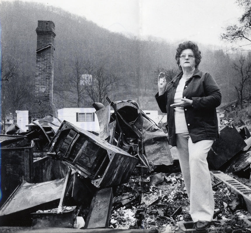 Courage in Appalachia: the Story of Eula Hall