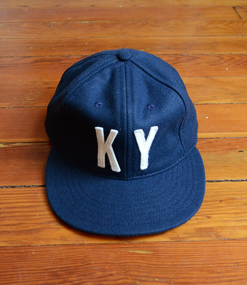 Custom Ebbets Field Flannels Vintage  KY  Baseball Caps - Kentucky for  Kentucky – KY for KY Store f7874dc8feb