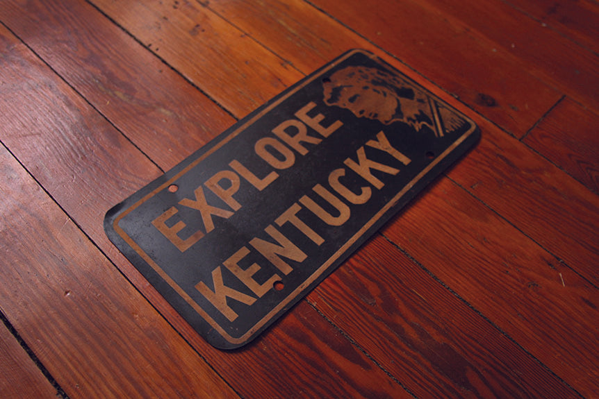 Explore Kentucky. That's an order.