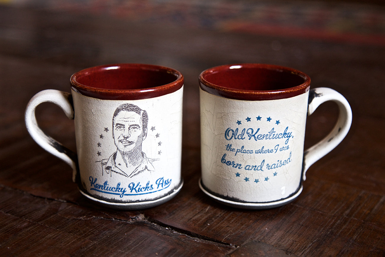 George Clooney Mugs By David Kring