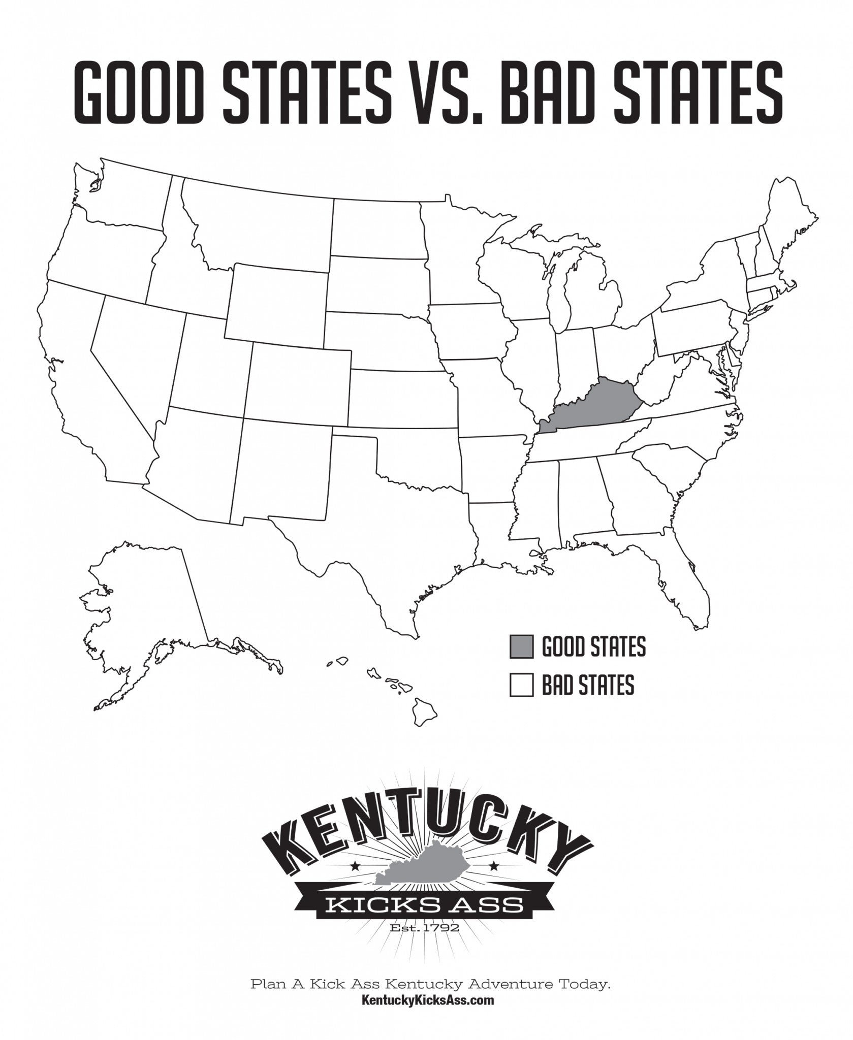GOOD STATES VS. BAD STATES