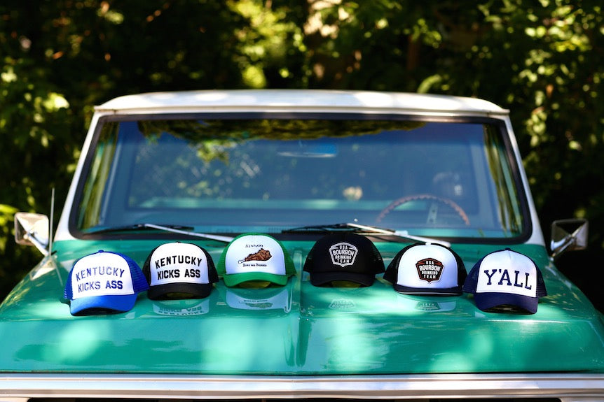 RAD HATS FOR PROUD KENTUCKIANS!