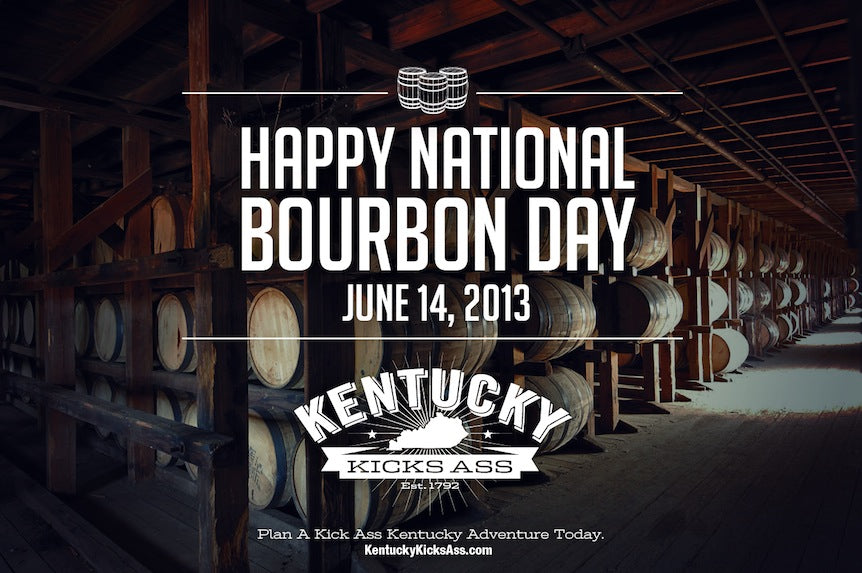 HAPPY NATIONAL BOURBON DAY