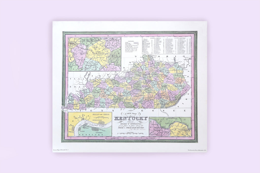 Vintage Historic Maps of Kentucky - Kentucky for Kentucky – KY for on georgia map, maine map, montana map, idaho map, mississippi map, land between the lakes map, north carolina map, kansas map, ky map, michigan map, state map, louisiana map, florida map, usa map, texas map, midwest map, maryland map, ohio map, south carolina map, illinois map, tennessee map, new jersey map, california map, virginia map, colorado map, indiana map, hawaii map, missouri map, minnesota map, iowa map,