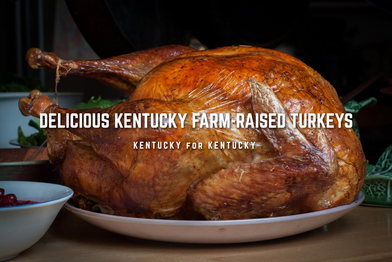 Where to Order Kentucky Farm-Fresh Turkeys