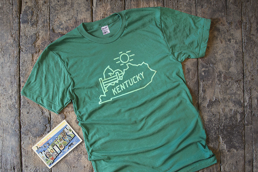 """Scenic Kentucky"" Tees"