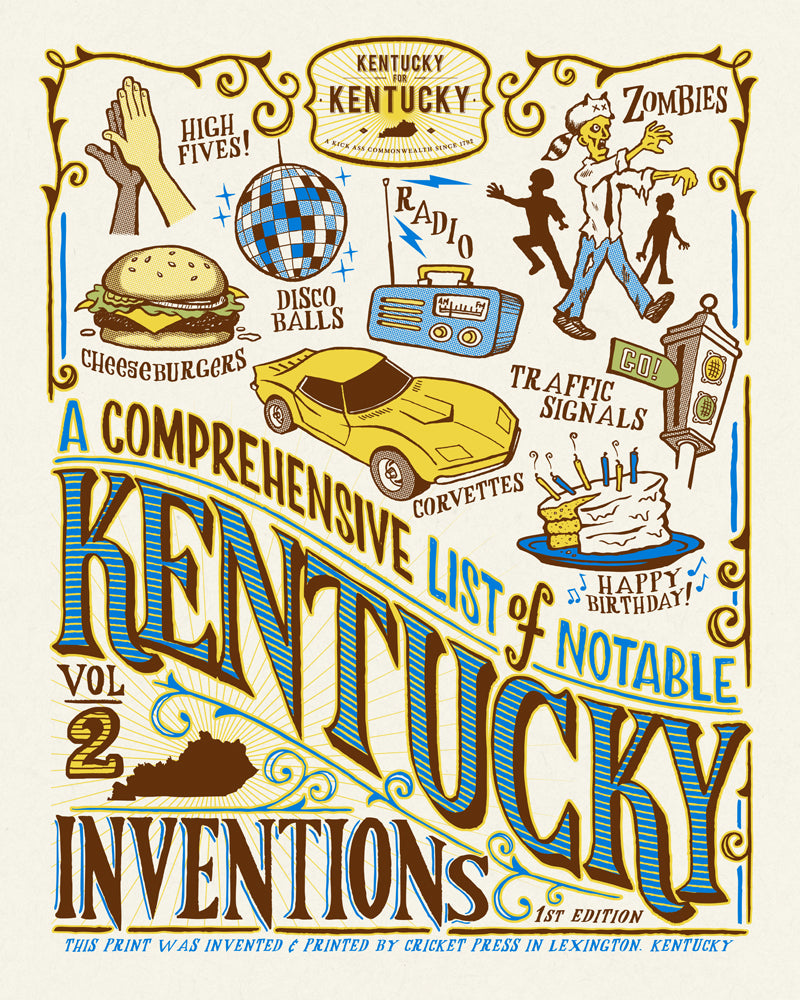 A Comprehensive List of Notable Kentucky Inventions, Volume 2