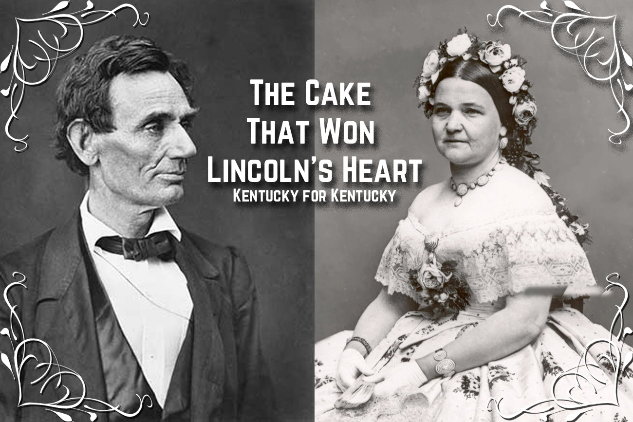 Mary Todd Lincoln's White Almond Cake