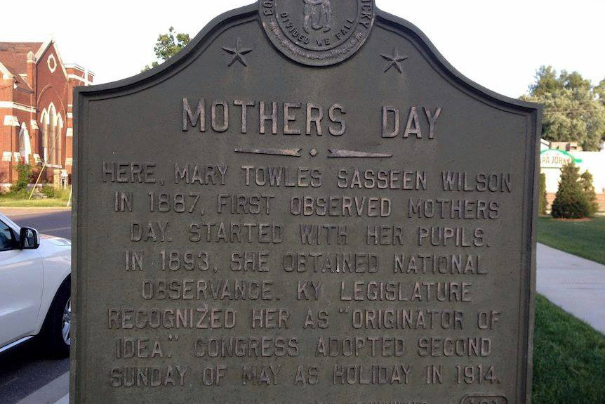 Mother's Day: Invented in Kentucky