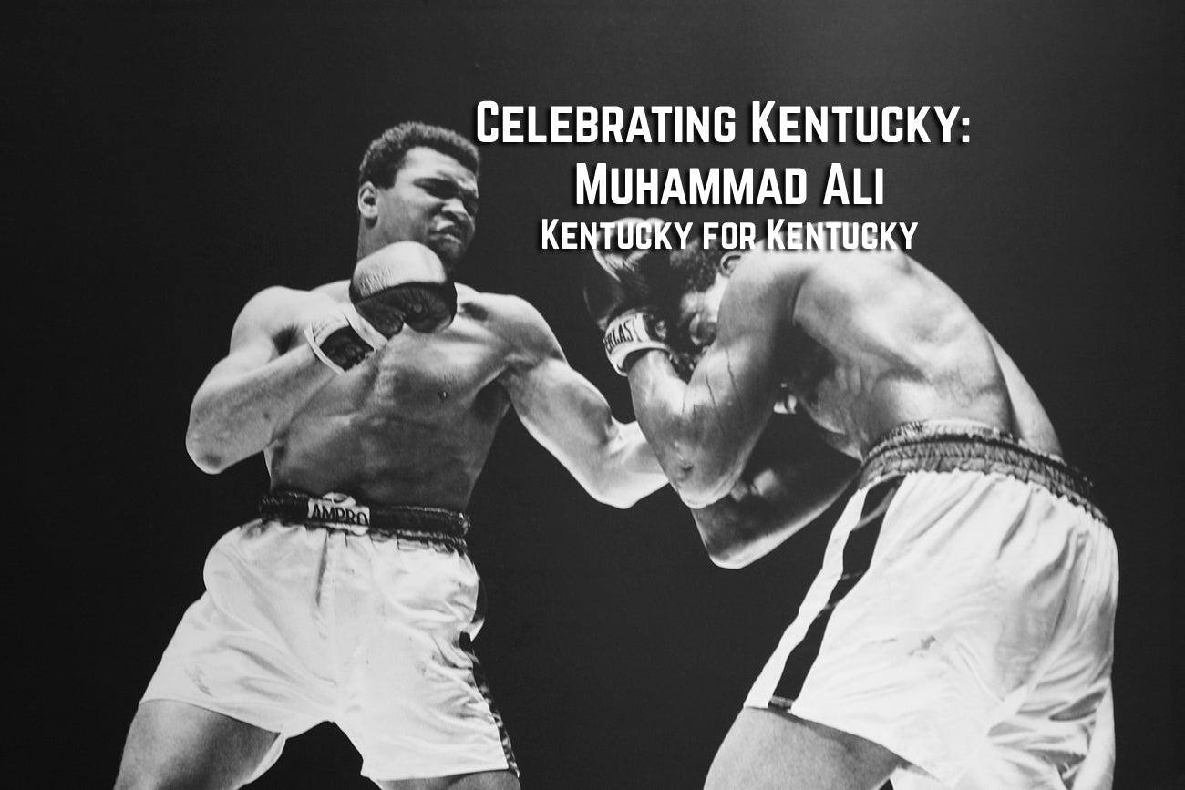 Celebrating Kentucky: Muhammad Ali