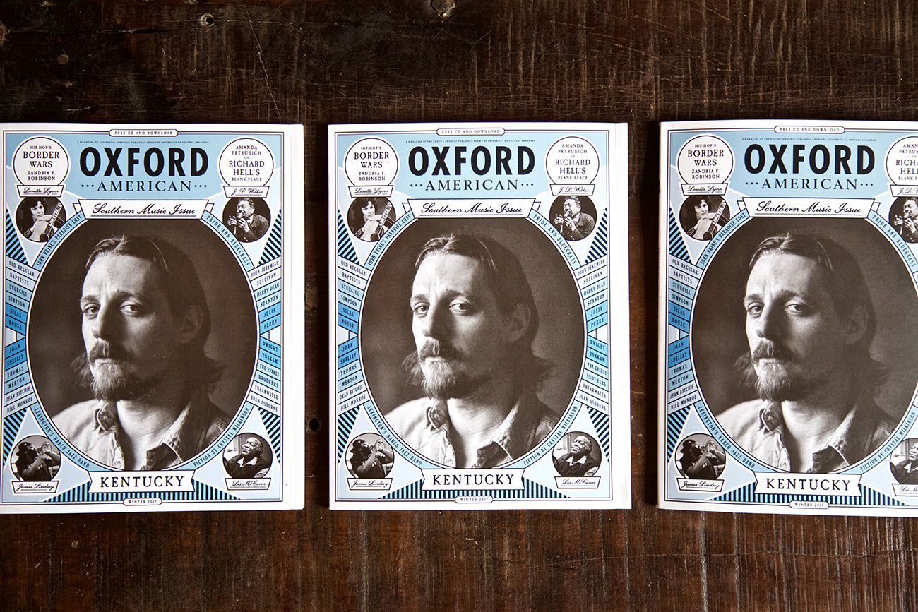 Oxford American Kentucky Music Issue