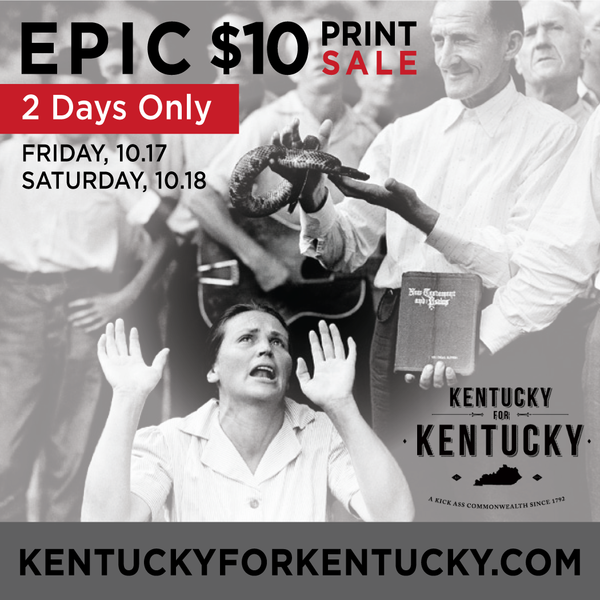 Epic $10 Print Sale- 2 Days Only