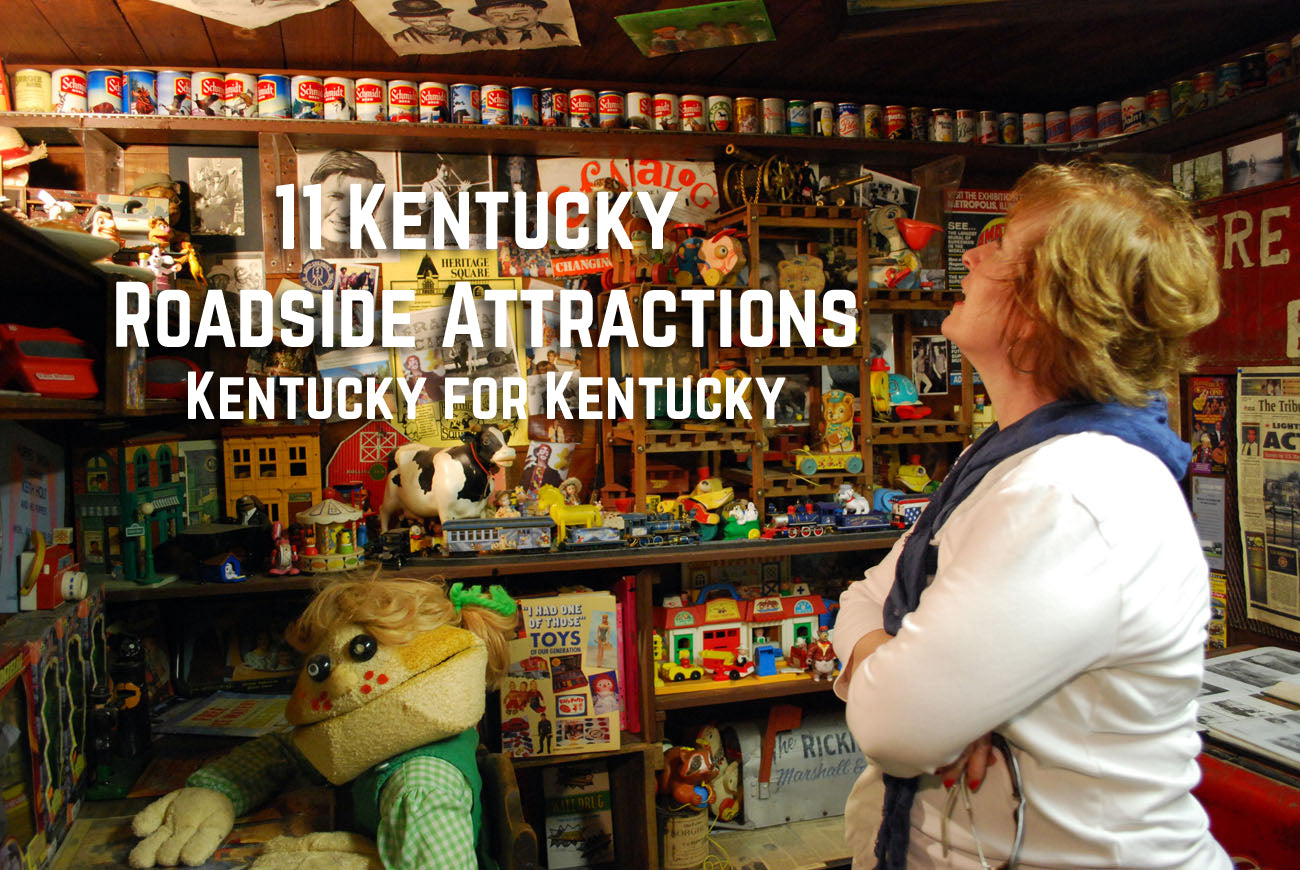 11 Kentucky Roadside Attractions
