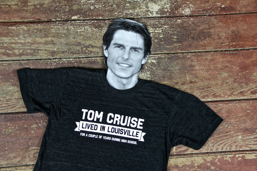Tom Cruise Briefly Attended High School in Louisville