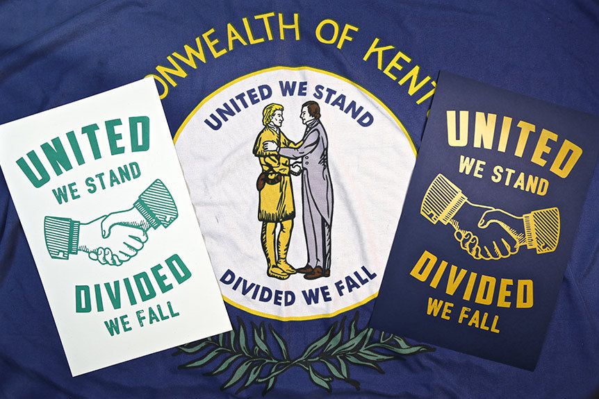 United We Stand, <br>Divided We Fall