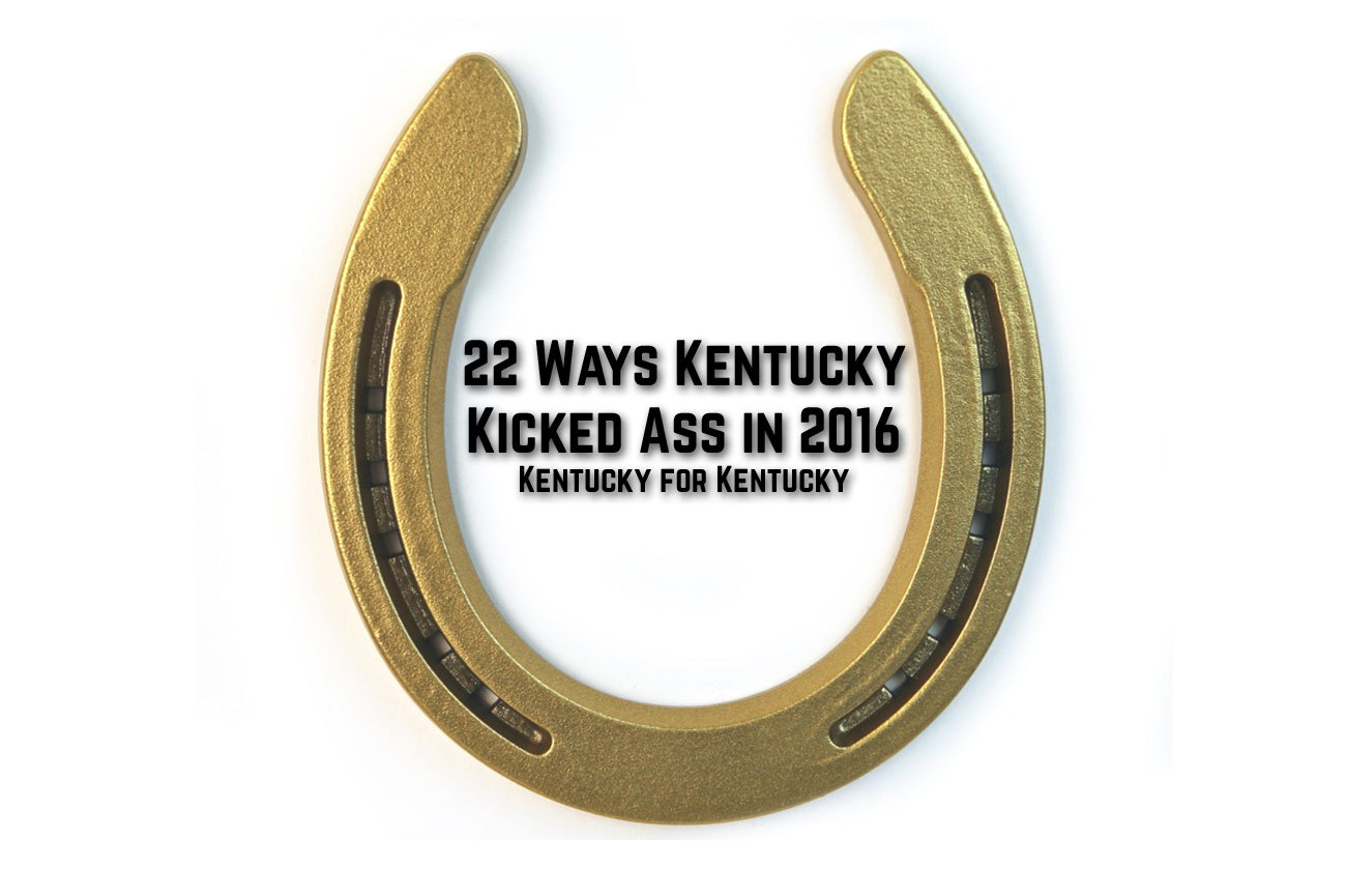 22 Ways Kentucky Kicked Ass in 2016