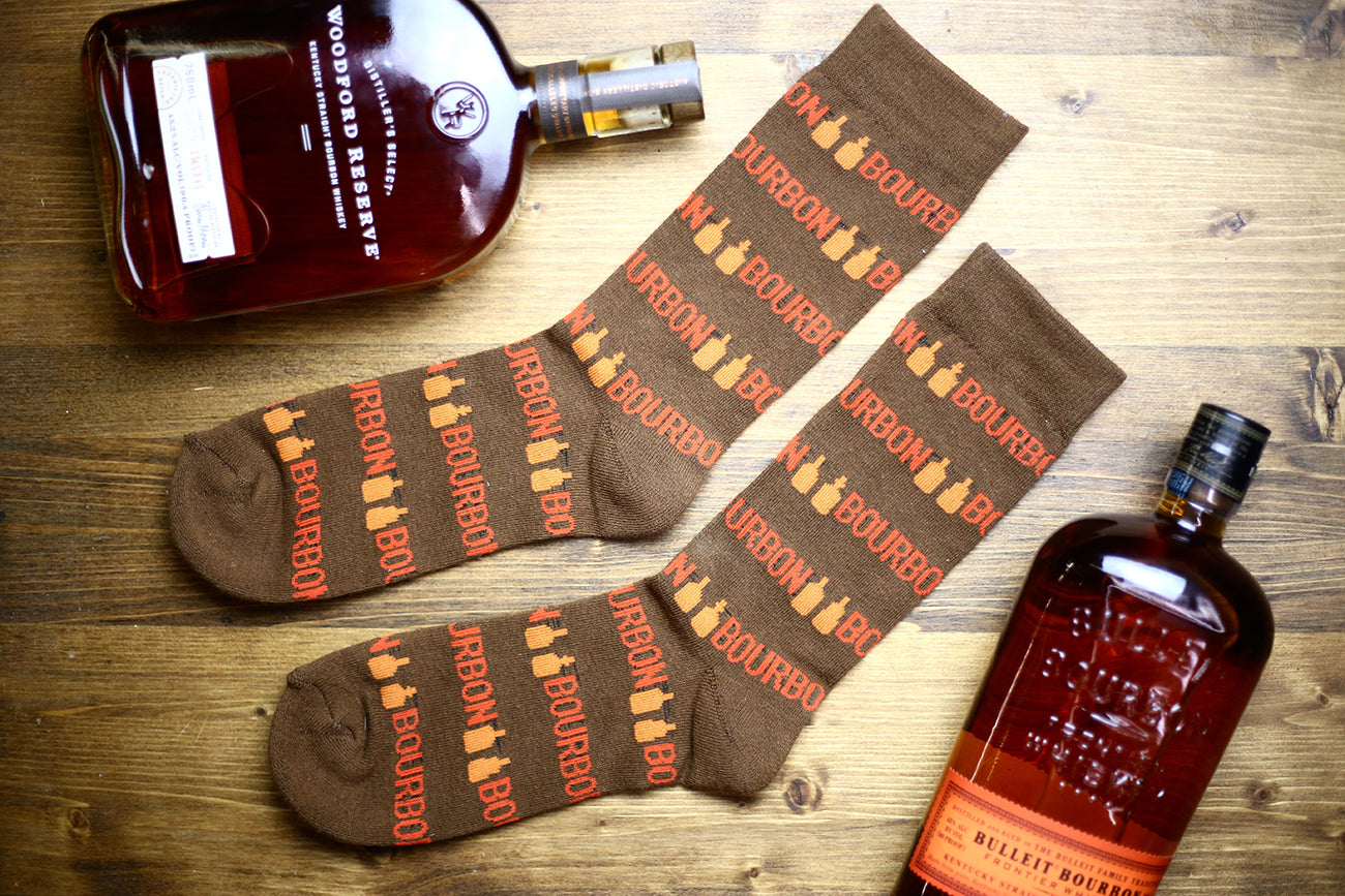 New Bourbon Socks!