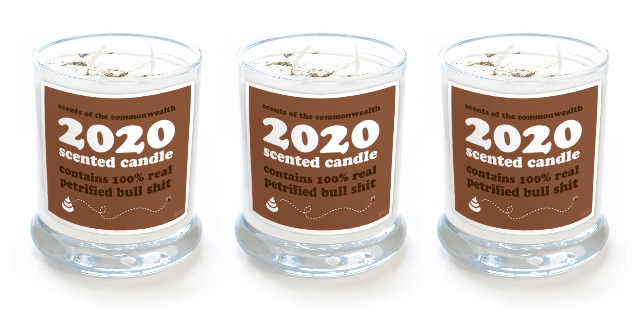2020 Scented Candles!