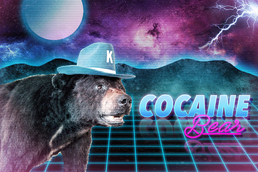 Cocaine Bear Gear is Here!