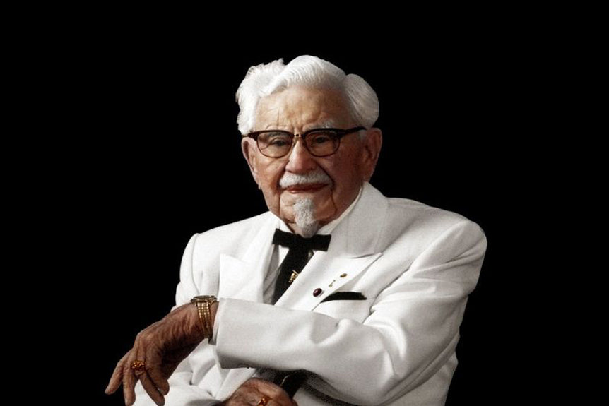 Colonel Sanders Epic Birthday Party