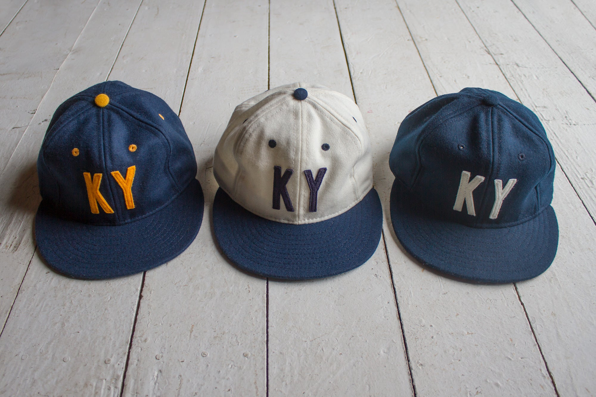 KY Ebbets Hats Are Back