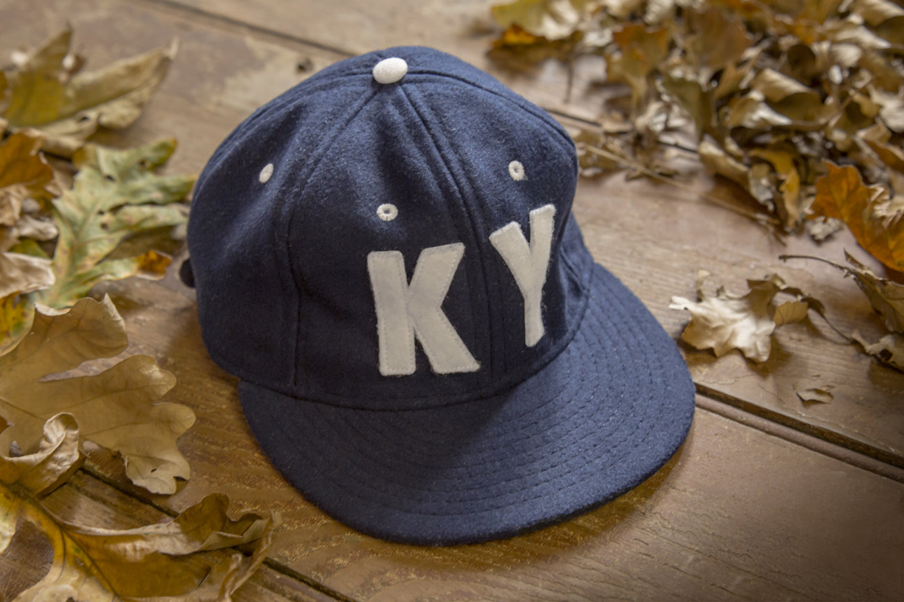 "New Wool Ebbets ""KY"" Hats!"