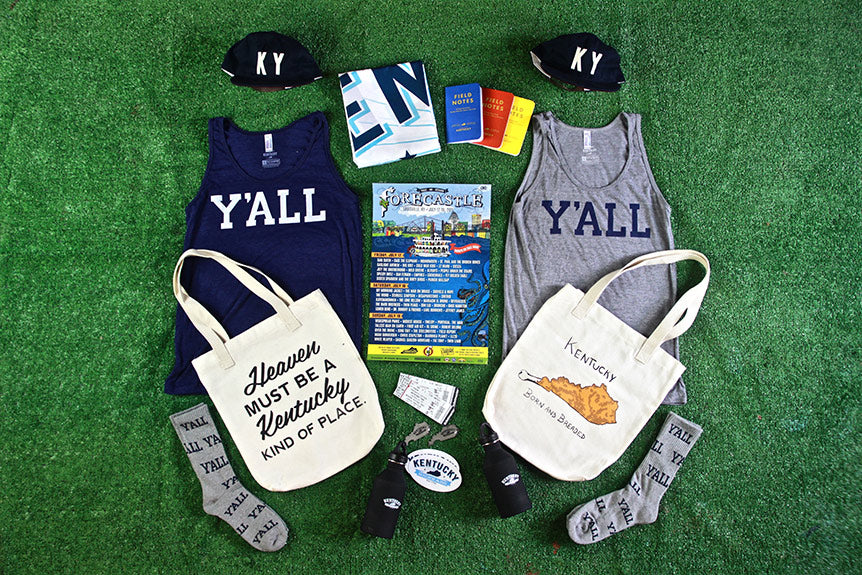 Fresh Festival Gear For Proud Kentuckians!