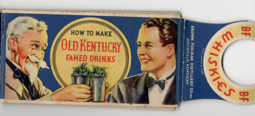 """How To Make Old Kentucky Famed Drinks"""
