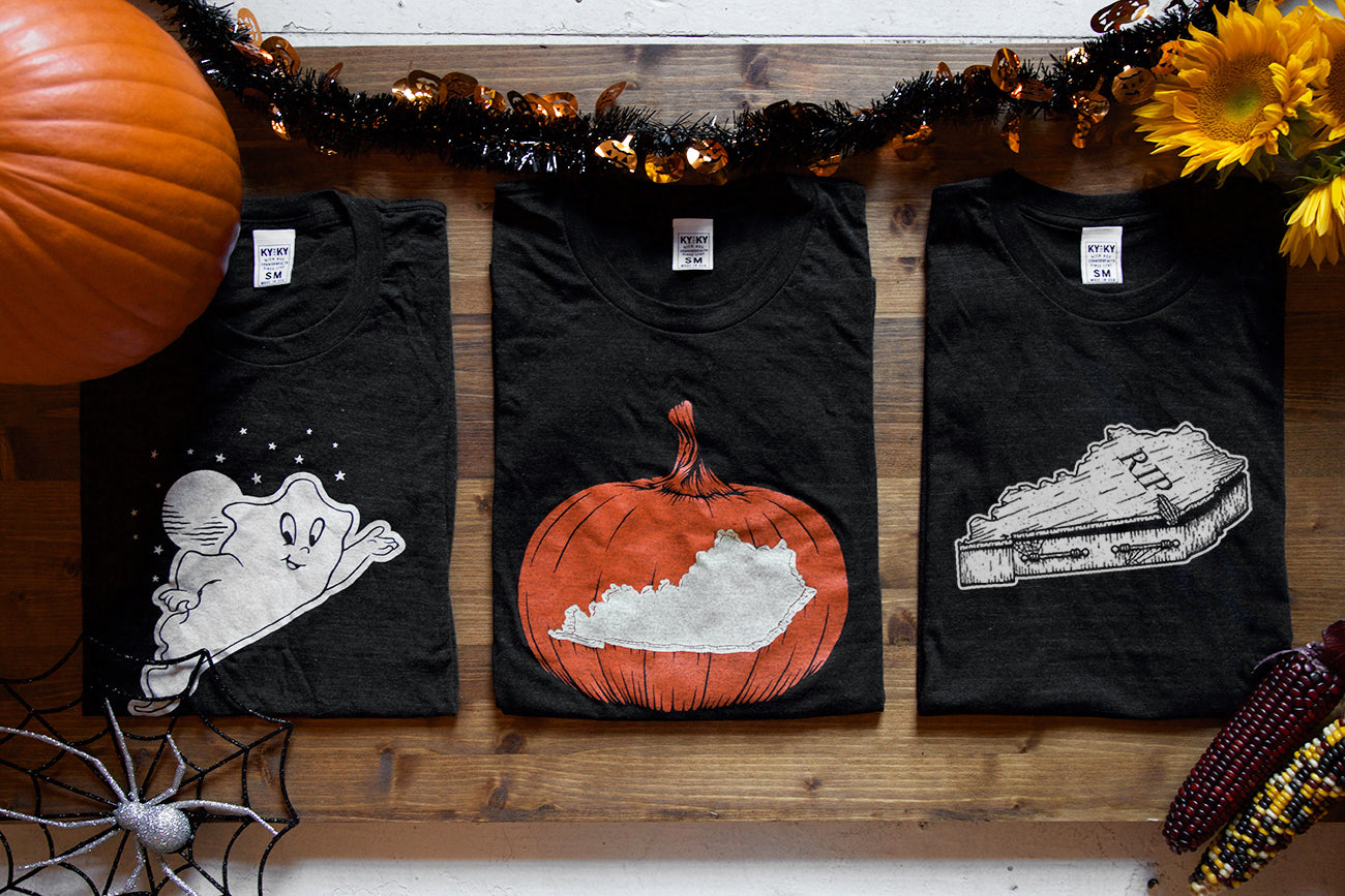 Kentucky Halloween Shirts!