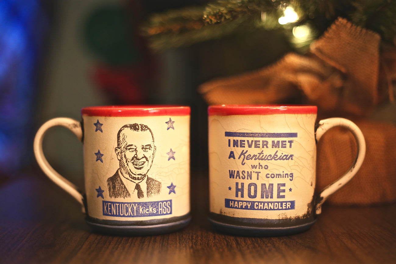 Happy Chandler Mugs & Prints!