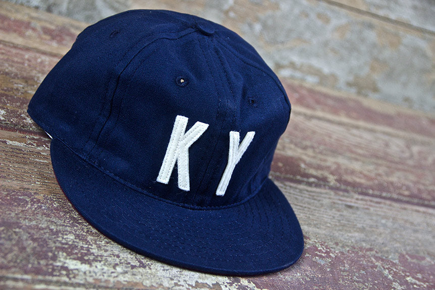 Daddy Wants a Cotton Twill Old School Ebbets 'KY' Hat!