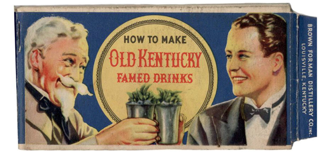 HOW TO MAKE OLD KENTUCKY FAMED DRINKS