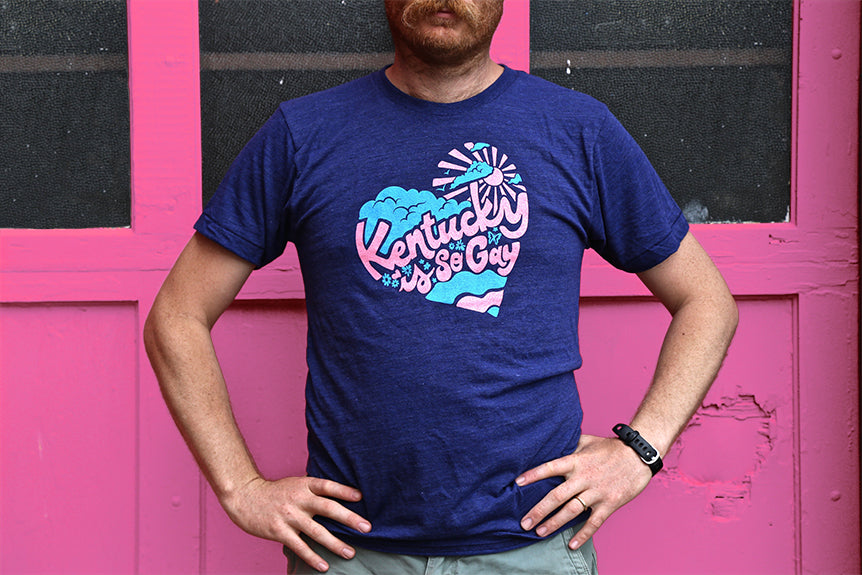 """Kentucky Is So Gay"" T-Shirts!"