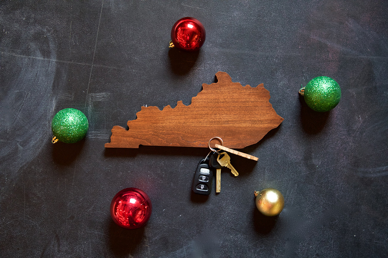 Kentucky Key Magnets By Ben Aroh