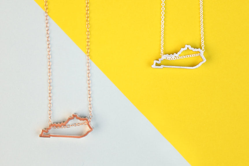 Kentucky Necklaces By Meg C Are Back!