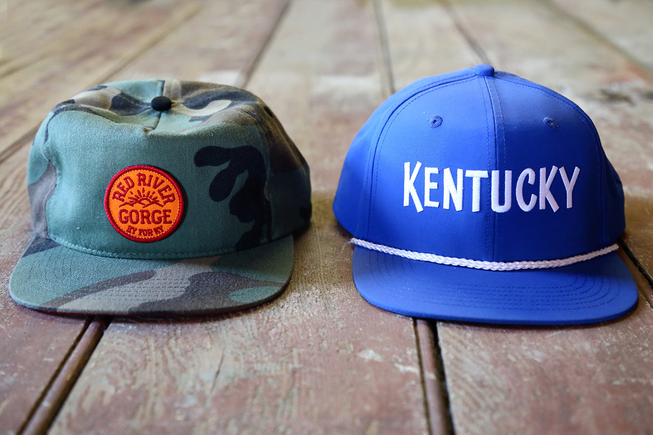 New Red River Gorge & Kentucky Hats!