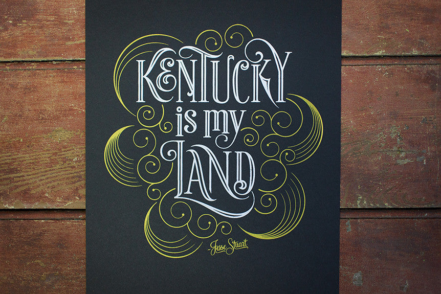 Kentucky is my Land