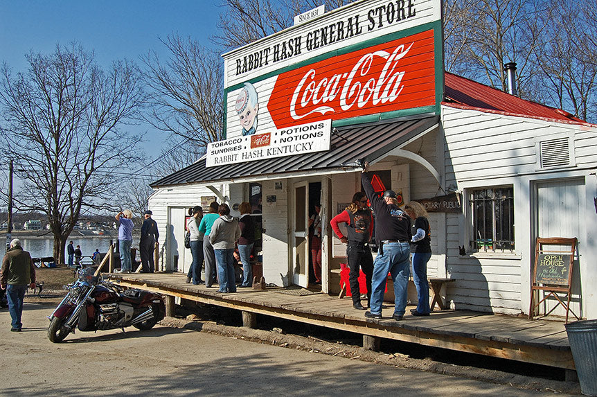 Help Rebuild Rabbit Hash General Store