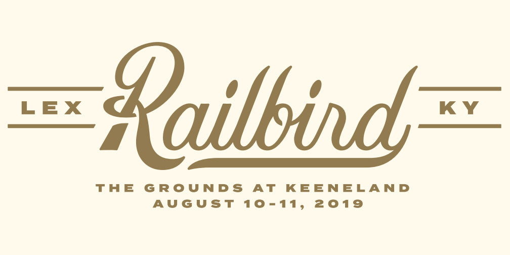 Railbird Music Festival @ Keeneland Aug 10th and 11th! – KY for KY Store