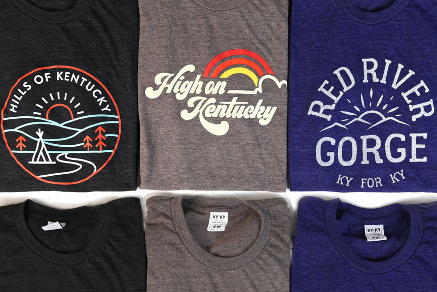New Kentucky Tees, Y'all!